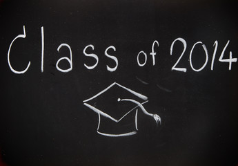 Word class of 2014 on board