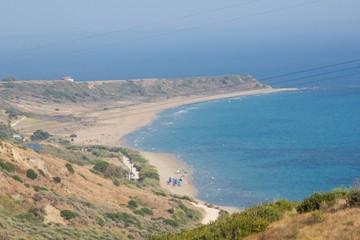 Kefalonia beach
