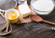 Ingredients and tools for baking - 70258565