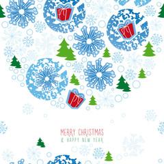 background, christmas, snowflake