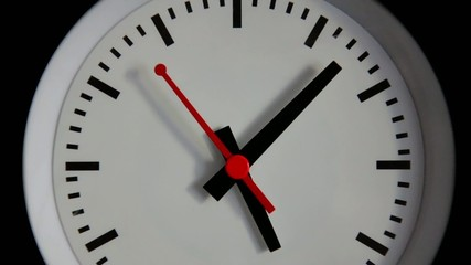 Close-up Clock