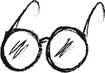 doodle glasses