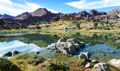 lac pyrénéen