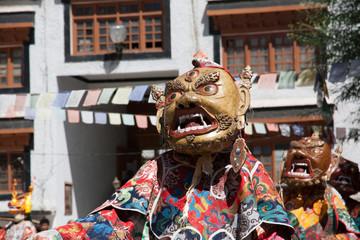 Carnival Masks Ladakh