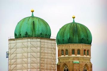 Kirchtürme der Frauenkirche München