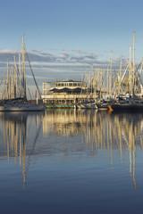 Marina du port de Pula
