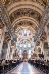 オーストリア ザルツブルク大聖堂 Salzburg Cathedral Austria
