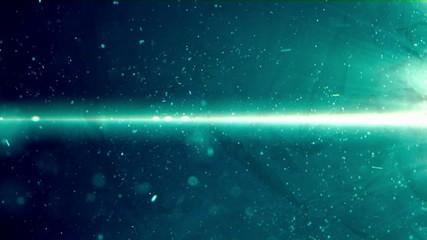 атмосфера  синяя