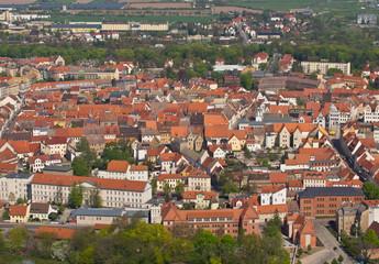 Blick auf Torgau