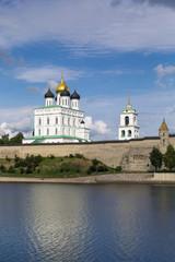 view of Pskov Krom