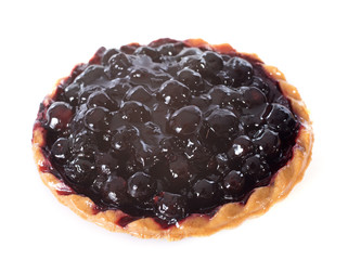 blueberry tartlet