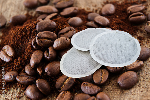 canvas print picture Kaffee