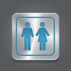 Icon Toilet, Man & Woman