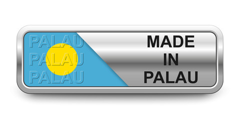 Made in Palau Button