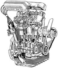 Motore 1957 mod.2