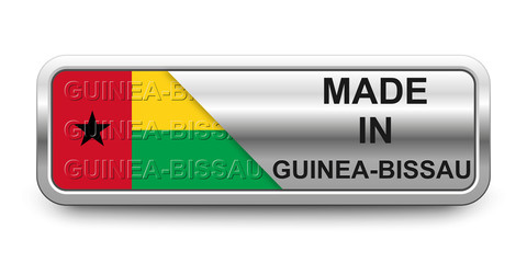 Made in Guinea-Bissau Button