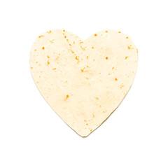 Heart Shaped Flour Tortilla