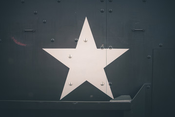 Military army star