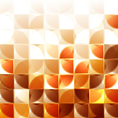 Modern geometrical abstract background. eps 10