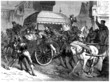Постер, плакат: Assassination : French King Henri IV yea r1610