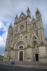 Orvieto Cathedral, Umbria, Italy.