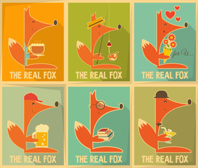 Fox Posters