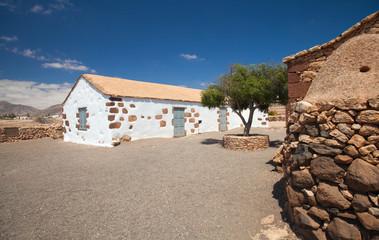 Inland Fuerteventura, open air museum  Ecumuseo la Alcogida