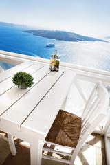 Wundervolle Aussicht, Santorini