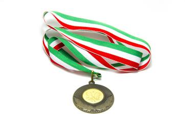 Tennis italian medal