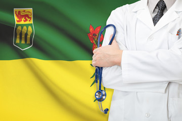 Canadian national healthcare system - Saskatchewan province