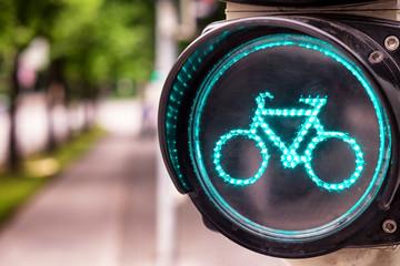 traffic light for bikes
