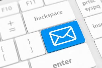 Mail keyboard button