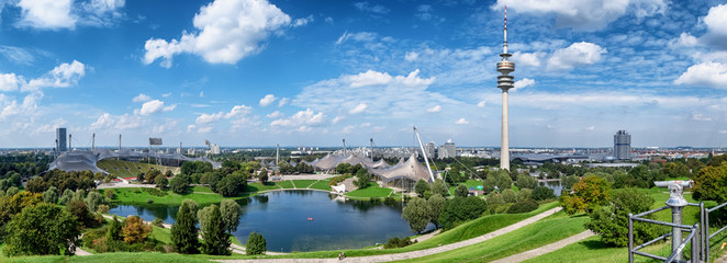 Olympiapark - munich