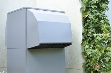 Luftwärmepumpe Aussenaufstellung