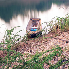 rowboat- vintage style