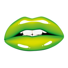 Green Mouth