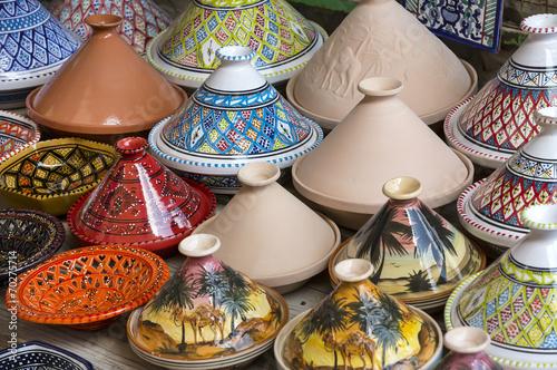 Tunisian ceramics - 70275714