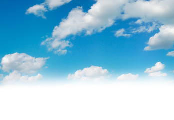 Scandinavian Blue Sky