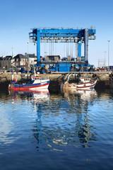 Port du Guilvinec Bretagne France