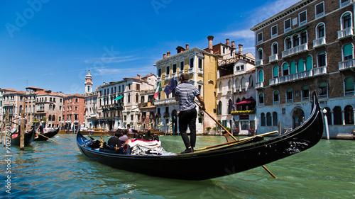 canvas print picture Urlaub, Sonne, Meer - Venedig und Venetien (Adria -Italien)