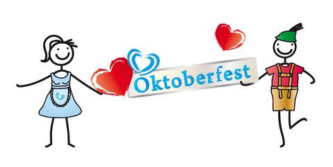 Bayern - Oktoberfest - Wiesn