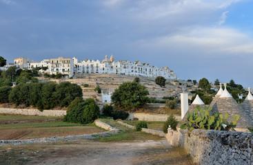Borgo di Locorotondo - Puglia