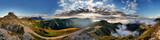 Fototapety Piękna panorama Świnicy