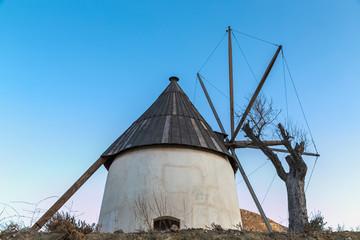 Windmill in Cavo de Gata