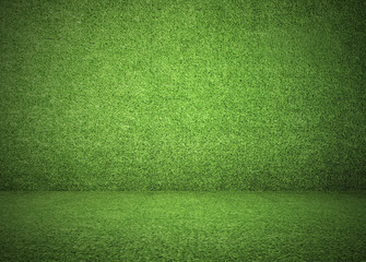 Green Grass  Wall