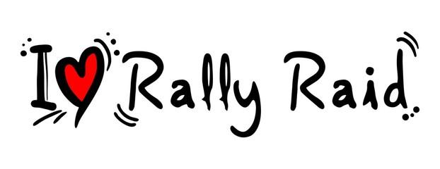 Rally raid