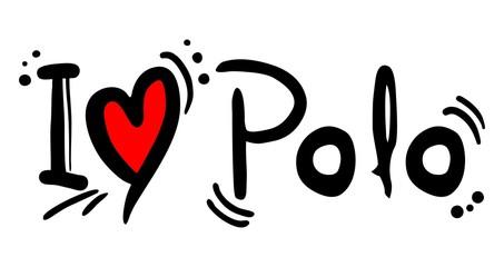 Love polo