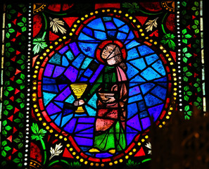Holy Communion - Stained Glass