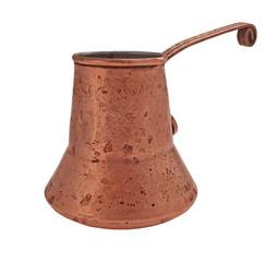 vintage copper jezve