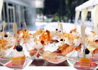 aperitif snacks